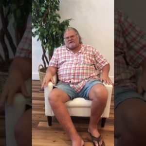 H.U.C.T - Stem Cell Therapy Testimony - Low Back Pain (Sugar Land, Texas)