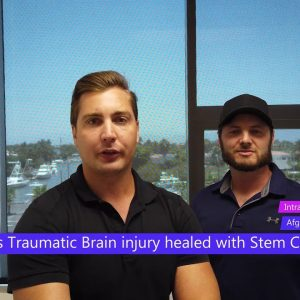 Dan's Traumatic Brain injury from Afghanistan Mission Healed with Stem Cell Therapy