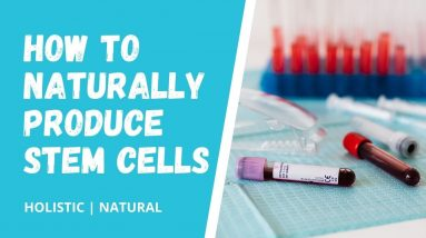 🧬🍎💉How To Naturally Produce Stem Cells Regenerate: HealingMatters 80 💜