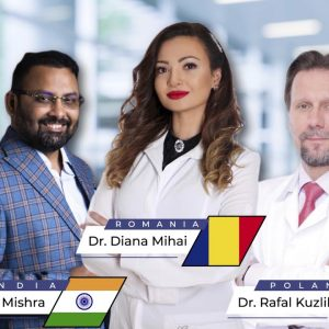 International Course: Regenerative Medicine, Stem Cells and Aesthetic Gynecology: Romania18-19June