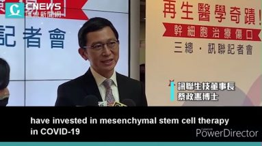 Regenerative Medicine Saves Eighty-year-old Man Stem Cells Cures Chronic Wound